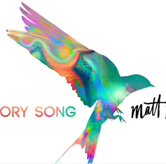 Matt Redman Glory Song CD Giveaway
