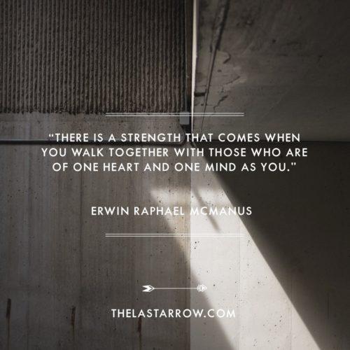 The Last Arrow - Strength