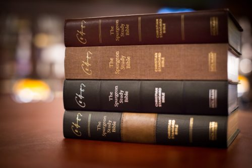 The Spurgeon Study Bible - Feature Photo 1