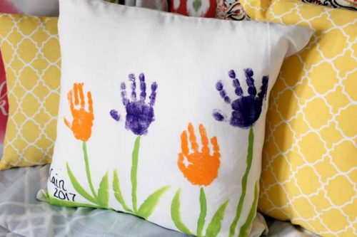 Mothers Day Pillow