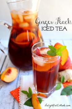 Ginger-Peach-Iced-Tea