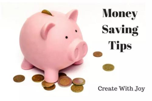 Money Saving Tips - CWJ PNG