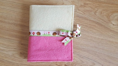 Felt and Notebook Cover
