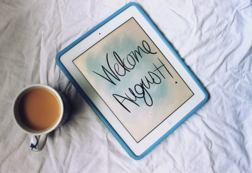Welcome-August