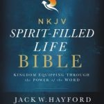 NKJV Spirit Filled Life Bible - Hardcover