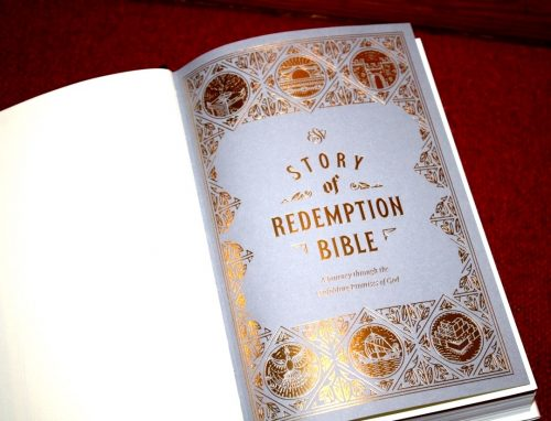 ESV-The-Story-of-Redemption-Bible-Cover Page