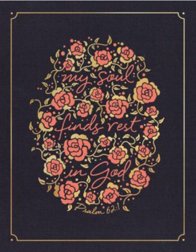 NIV Journal The Word Bible For Women, Cover