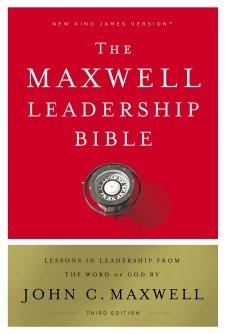 NKJV Maxwell Leadership Bible