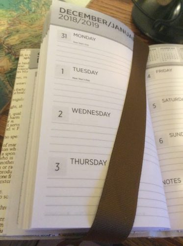 Altered Book Planner