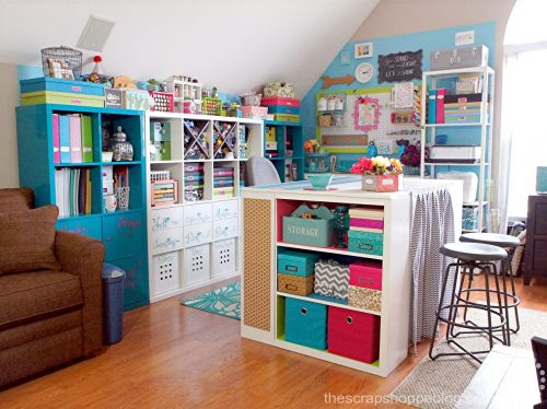Michelle's Craft Room