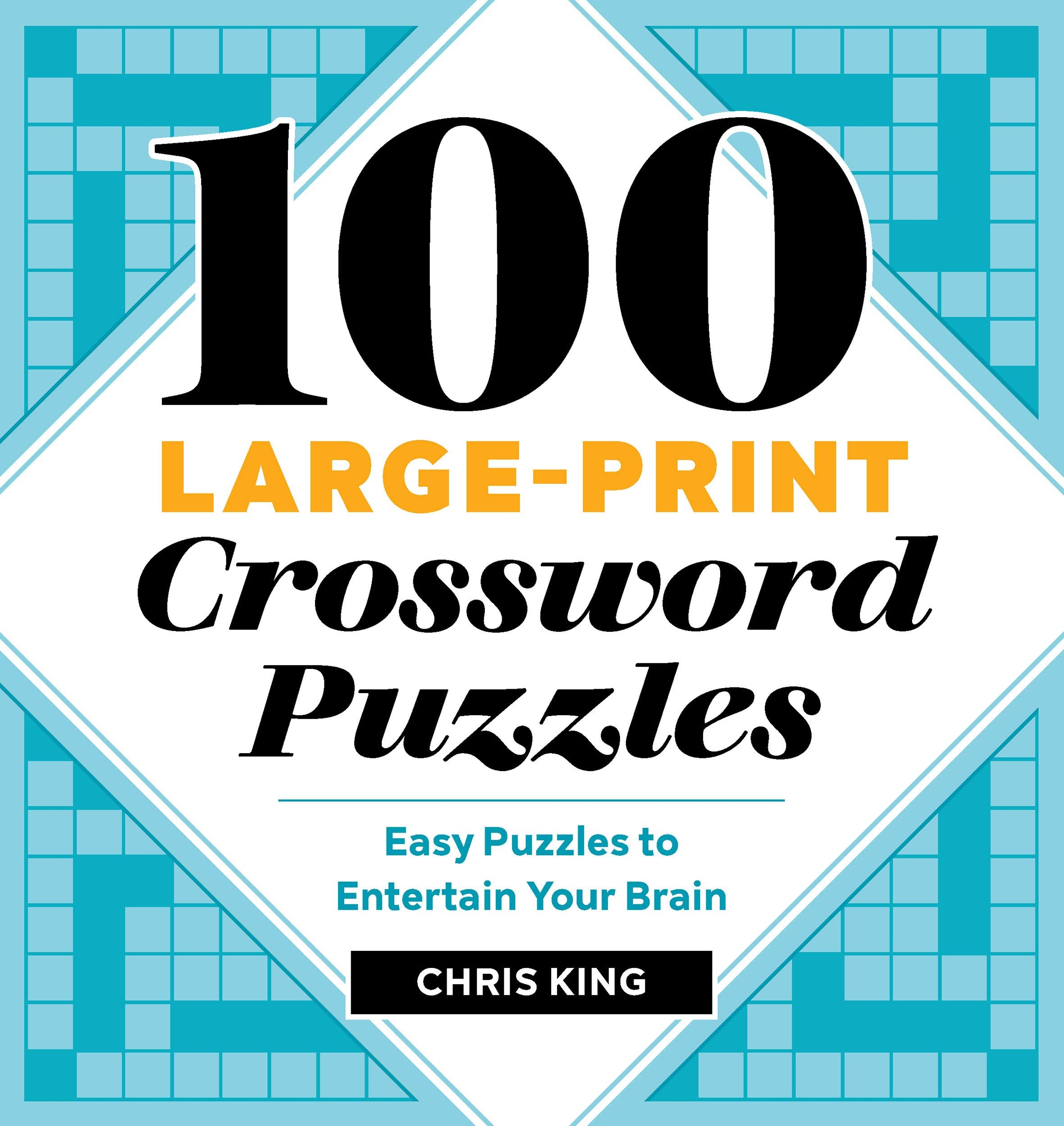 - 100 Large Print Crossword Puzzles – Book Review Create With Joy